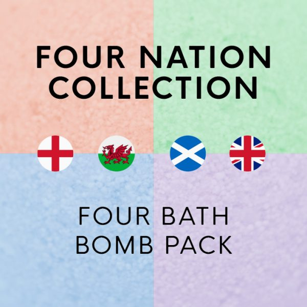 Four Nation Collection - 4 Pack