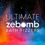 Bright coloured powder explosion Ultimate Zebomb Mix