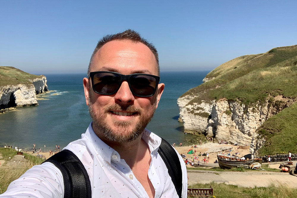 My day trip to the Yorkshire coast and how it empowered me